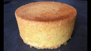 Бисквит на кипятке / Очень сочный бисквит для торта cмотреть видео онлайн бесплатно в высоком качестве - HDVIDEO