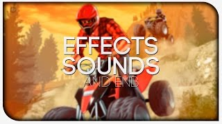 Effects + SOUNDS and timecyc