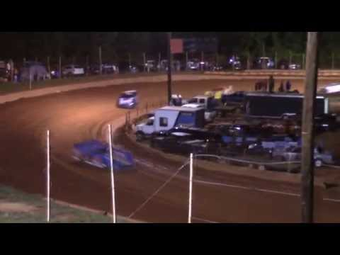 Winder Barrow Speedway Limited Late Model Feature Race 5/30/15