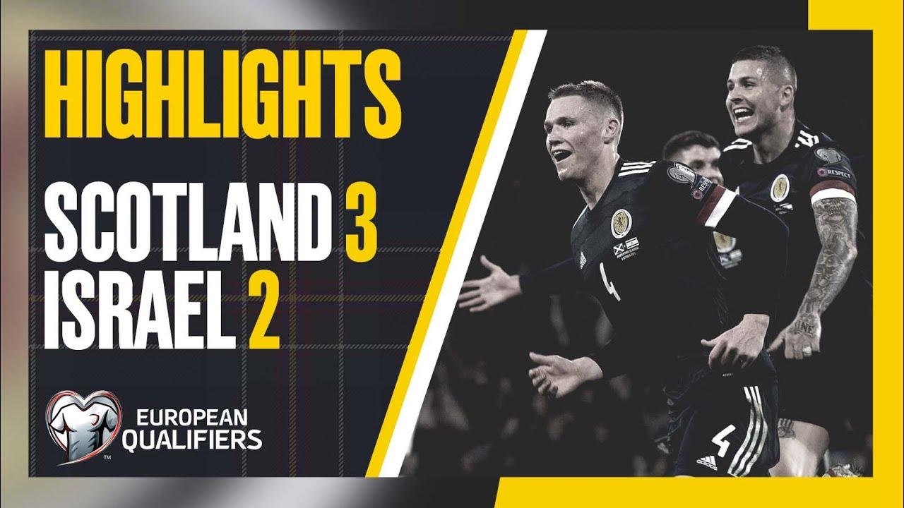 Download HIGHLIGHTS   Scotland 3-2 Israel