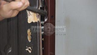 Взлом двери,Советы как купить бронедвери Киев, 1+1 TV тесты дверей(, 2013-10-22T09:14:02.000Z)
