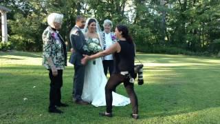 Warner & Sarah's Wedding