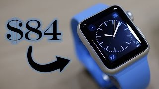 The Apple Watch Actually Costs $84!