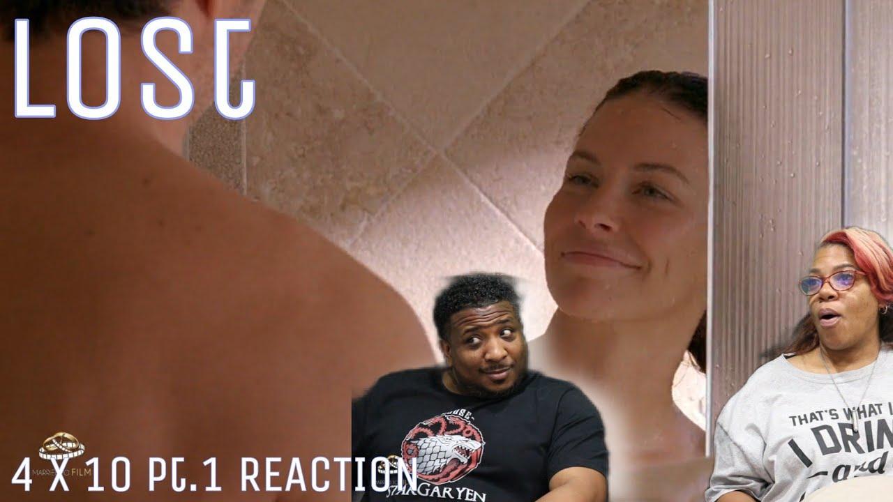 "Download Lost   REACTION - Season 4 Episode 10pt.1""Something Nice Back Home"""