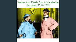 Baseball Game Scene Comic Vaudeville (Recorded 1920)