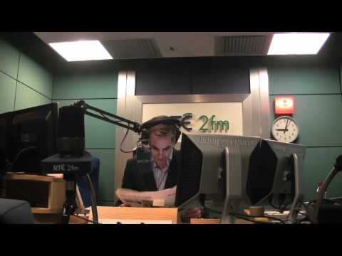 Ryan Tubridy's First Day on 2fm