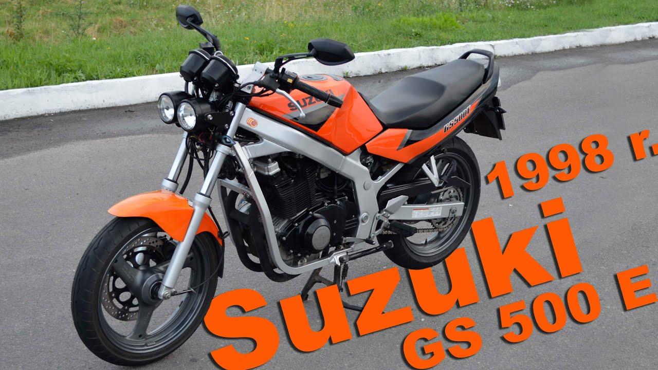 Suzuki GS500 Oil Filter Cover Stud Repair - YouTube