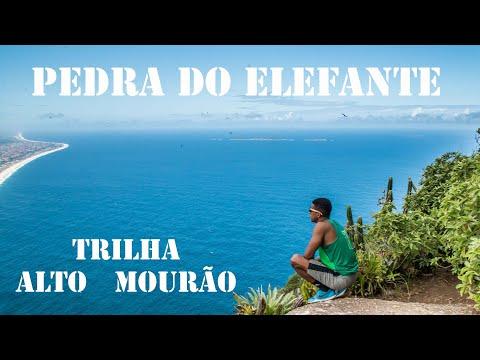 Pedra do Elefante | Trilha Do Alto Mourão | Niterói - RJ