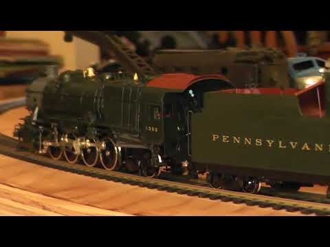 Railworks PRR 2-8-2 Factory Paint Runs Well HO Brass Rare High Quality Yulim Wow