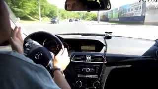 Mercedes-Benz С-Class Тест-драйв || Anton Avtoman