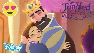 Tangled Before Ever After | Sneak Peek | Official Disney Channel UK