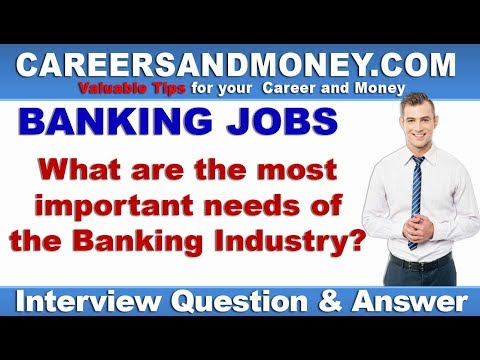 Common Bank Interview Questions with Answers