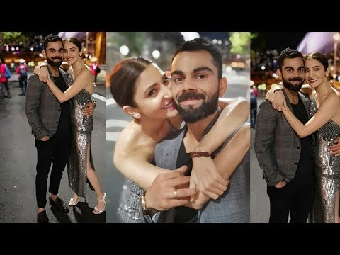 Virat Kohli and Anushka sharma romantic date on New Year celebrations in Australia