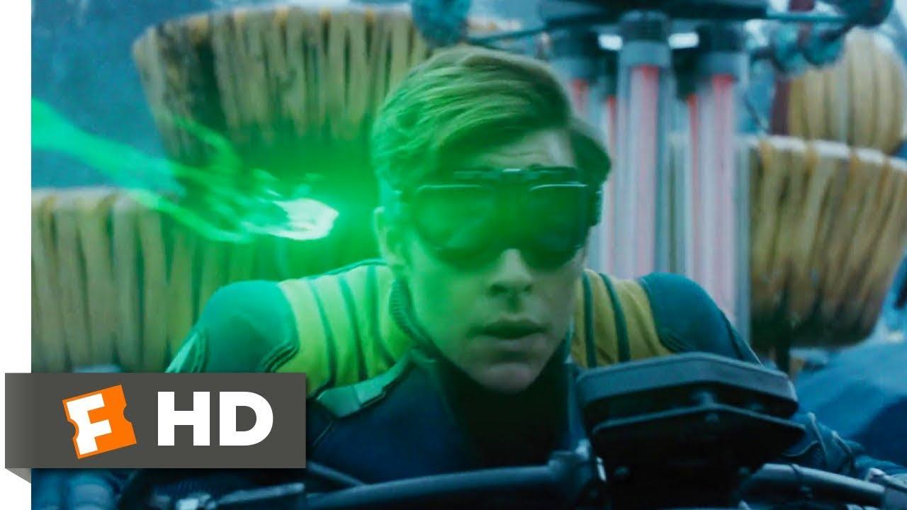 Download Star Trek Beyond (2016) - Prisoner Rescue Scene (6/10)   Movieclips