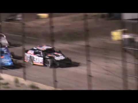 7-28-17 Salina Speedway Sport Mod Race