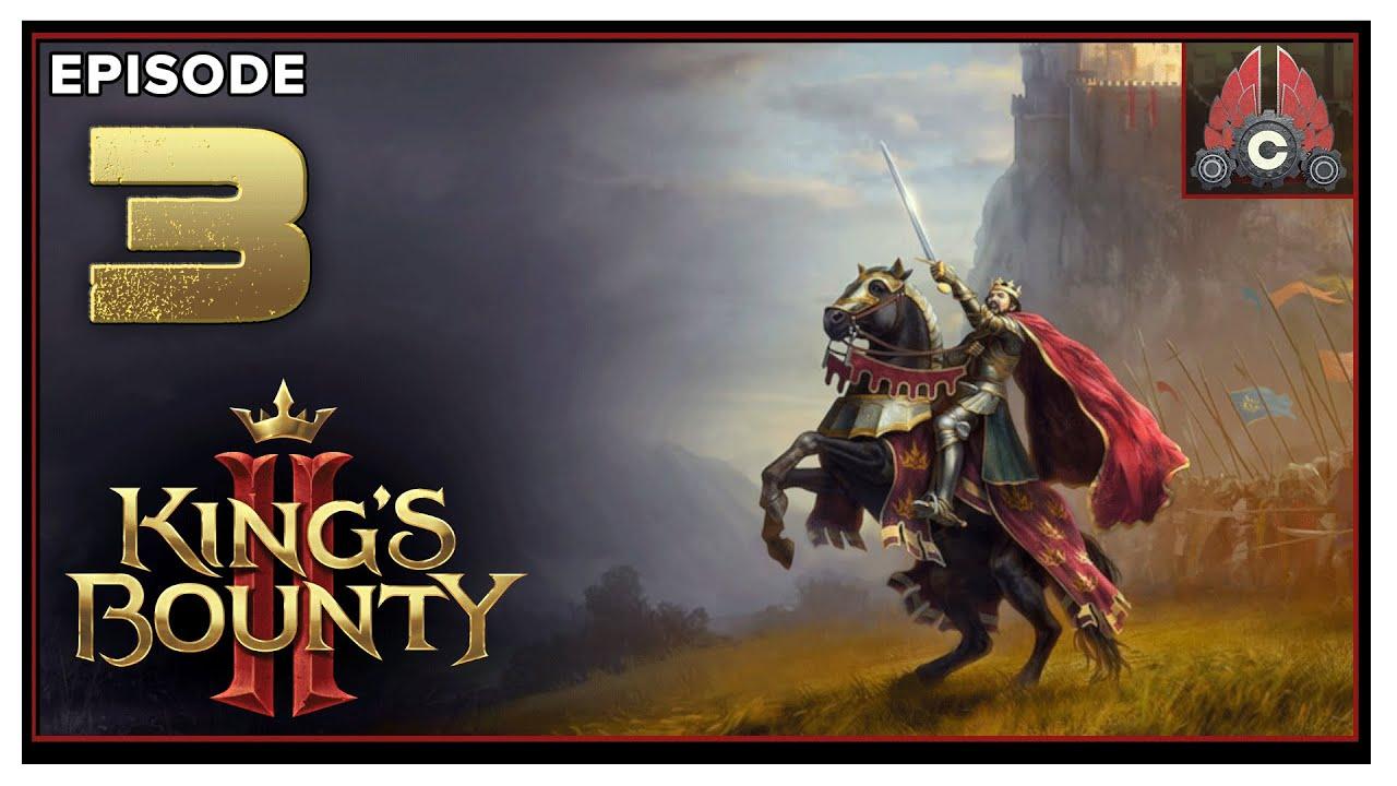 CohhCarnage Plays King's Bounty II (Sponsored By Koch Media) - Episode 3