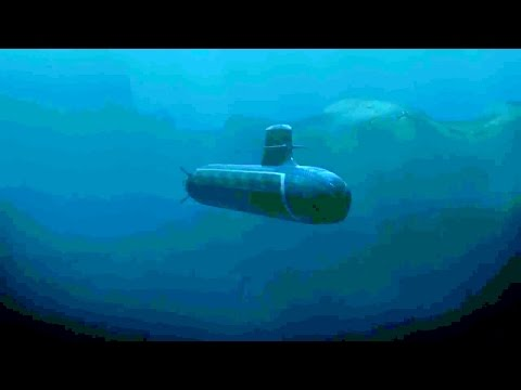 DCNS - SMX 3.0 Stealth Submarine Combat Simulation [720p]