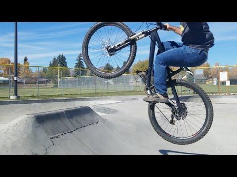 Skate Park With Seth 😨