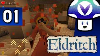 [Vinesauce] Vinny - Eldritch (part 1)