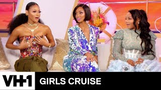 The Crew Recaps Their Favorite Moments | Girls Cruise