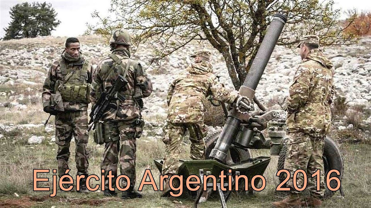 ej rcito argentino 2016 youtube