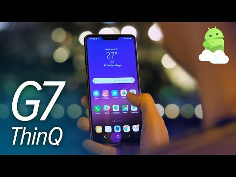 LG G7 ThinQ Full Review: Wide Camera, Big Sound, Bright Screen!