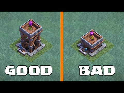 WHICH TOWER IS BETTER?!? | UPGRADING TOWERS TO MAX!!! | Clash Of Clans
