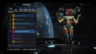 """Injustice 2 (PS4) Poison Ivy """"Few Casualties"""" Multiverse Event: Still Focused on Tournaments"""