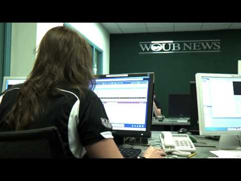 WOUB TV: Career Connections: Television Reporter