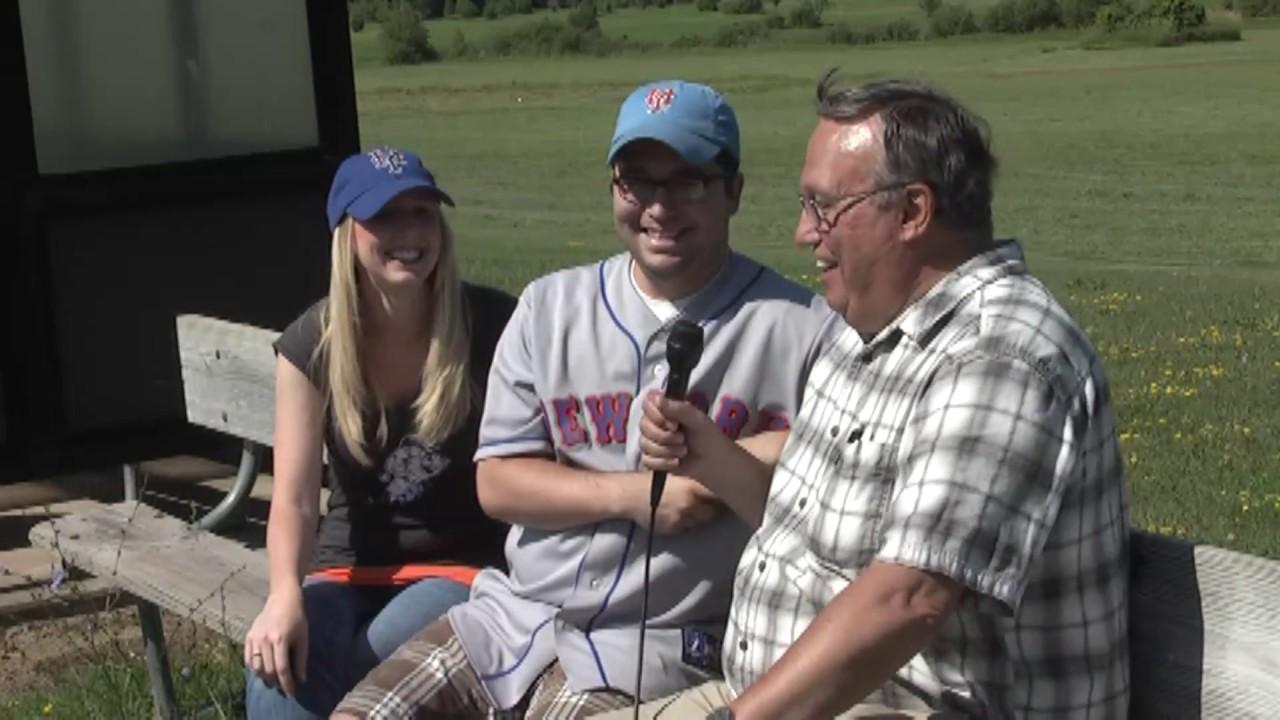 Kim & James' Big Baseball Adventure  7-11-12