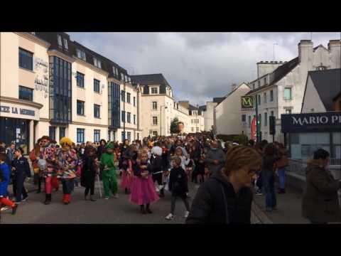 Carnaval des enfants de Ploërmel 2017