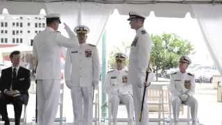 Coast Guard Sector New Orleans Transfers Command
