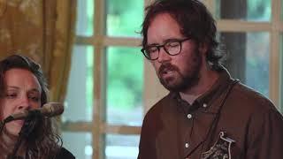 Mandolin Orange ft. John Teer - Wildfire - at Music at the Mansion