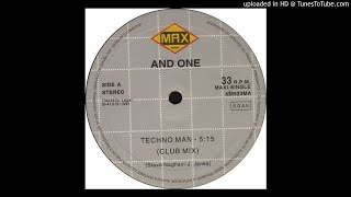 And One - Techno Man [Club Mix]