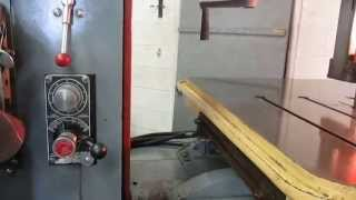 Used Doall 26 Vertical Band Saw - Hydraulic Table Tilting & Feed - Very Ltd Use