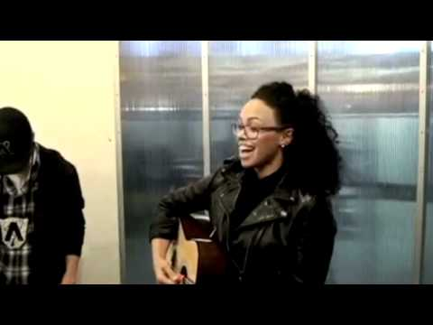 Elle Varner - Only Wanna Give It To You (Live) Ft. Anointed S (@ShaunRoig @ElleVarner)