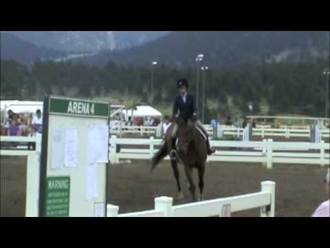 Zoe at Estes Park Hunter/Jumper Festival I