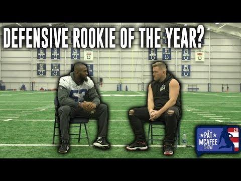 Pro Bowl Snub? Darius Leonard on The Pat McAfee Show 2.0