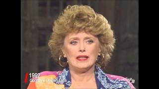 1992 Goodbye Golden Girls   TV Interview with the cast