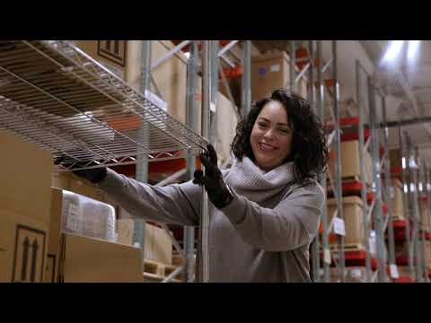 Picking And Packing Healthcare: Meet Members Of The Indianapolis Supply Chain Team