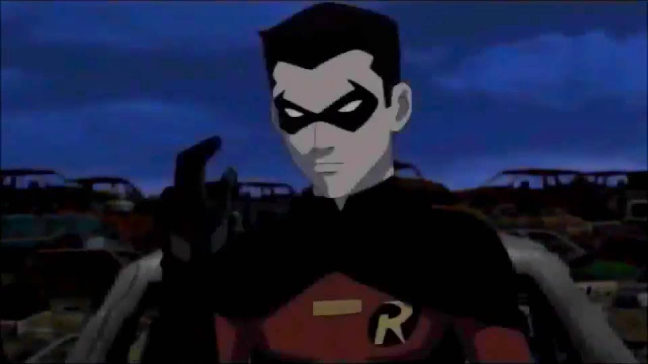 Robin III Tim Drake Young Justice AMV - YouTube