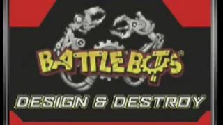 Battle Bots - [Design & Destroy] - (GBA Gameplay)