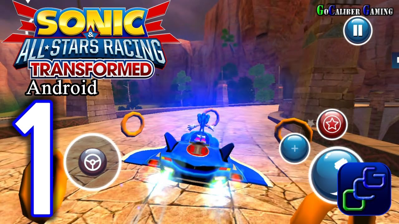 Скачать игру sonic all stars racing transformed