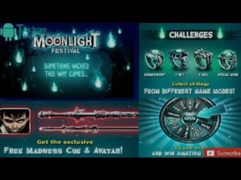 8 Ball Pool   Moonlight Festival Come With Lots Of Surprises