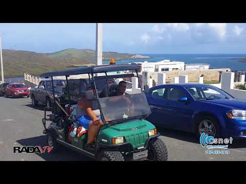 1era Parte Paso Huracan Irma por Culebra Puerto Rico 6 set 2017