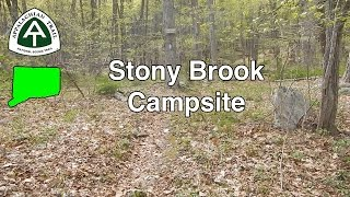 Stony Brook Campsite