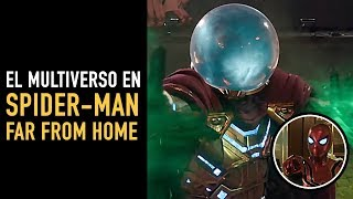 El multiverso en Marvel Studios l Nuevo trailer de Far From Home