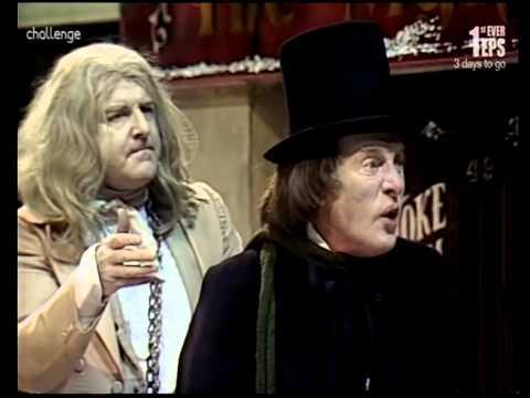 321: Dickens Christmas Special Featuring Wilfrid Brambell as Ebeneezer Scrooge 25121979