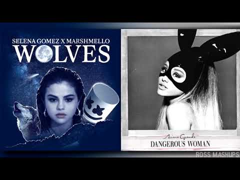 ''Everywolf'' | Selena Gomez,Marshmello feat. Ariana Grande (MASHUP) [RE-UP]