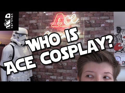 Ace Cosplay Channel Trailer Thingy